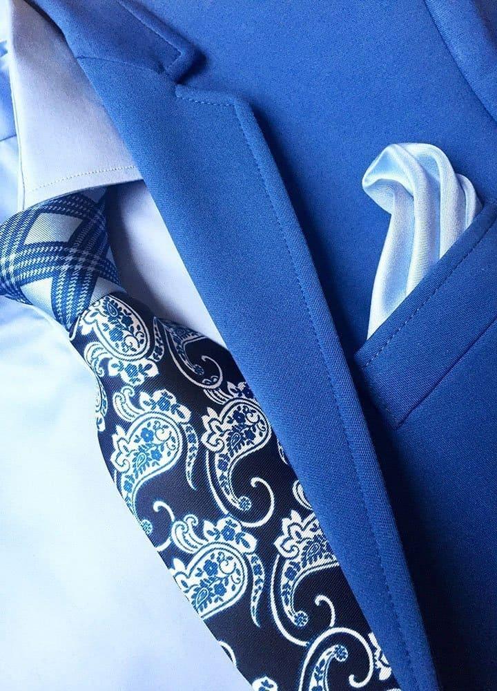 corbatas de seda italiana
